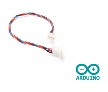 TinkerKit 4 pin Wires 25cm - T020160