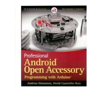 B000004 Pro Android Open Accessory Programming w/ Arduino