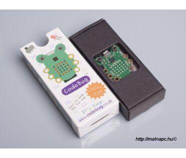 CODEBUG - Programozd és viseld a Kódbogár elektronikát