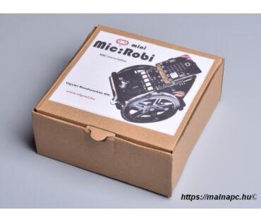 Mic:Robi mini - BBC micro:bit vezérelt magyar oktató robot