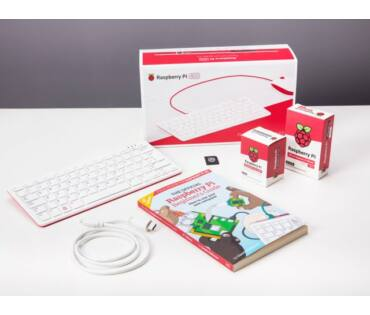 Raspberry Pi 400UK PC KIT