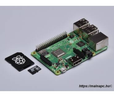 Raspberry Pi 3 model B+ (Plus) & NOOBS