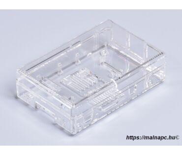 RPi 3/2/B+ víztiszta doboz