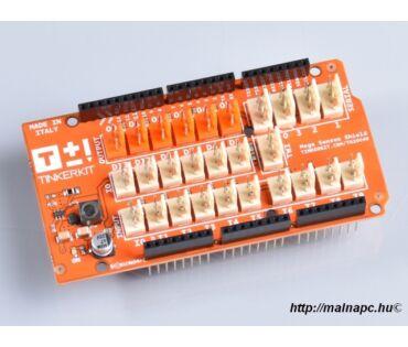 TinkerKit Mega Sensor Shield - T020040