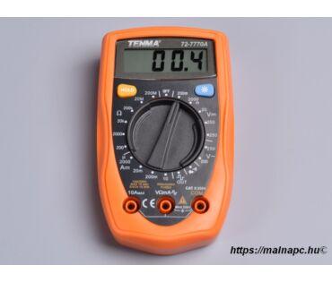 Tenma 72-7770A multiméter 3.5 digit