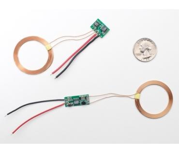 A1407 Indukciós töltő szett - 5V max. 500mA