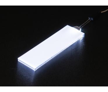 A1622 White LED Backlight Module - Medium 23mm x 75mm