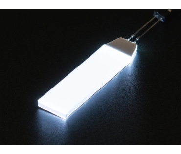 A1626 White LED Backlight Module - Small 12mm x 40mm