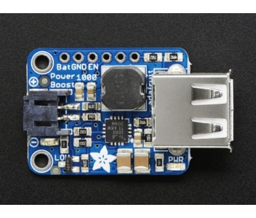 A2030 PowerBoost 1000 Basic - 5V USB Boost@1000mA from 1.8V+