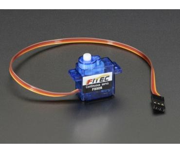 A2442 Continuous Rotation Micro Servo