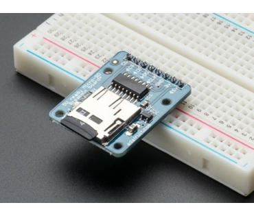 A254 MicroSD card breakout board