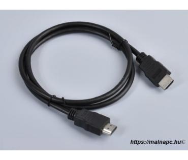Kábel HDMI-HDMI 0,5m-es