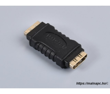 HDMI-HDMI toldó adapter