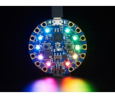 Circuit Playground Bluetooth Low Energy