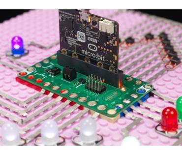 Crazy Circuits Bit Board Kit - Makes micro:bit