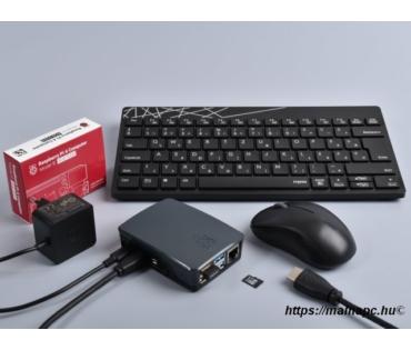 Revolt Pi 4 Desktop KIT 4GB HU - BLACK