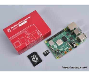 Raspberry Pi 4 model B 2GB & 16GB NOOBS