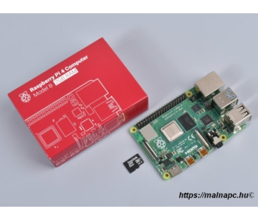 Raspberry Pi 4 model B 2GB & 32GB NOOBS
