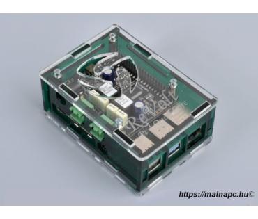 Revolt Pi 4 DigiAMP+ box