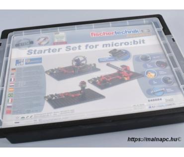 fischertechnik Starter Set for micro:bit - 548884