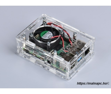 Revolt pi 4 Cool Box