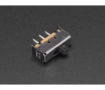 A805 Próbapanel barát SPDT tolókapcsoló