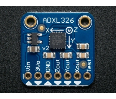 A1018 ADXL326 - 5V triple-axis accelerometer