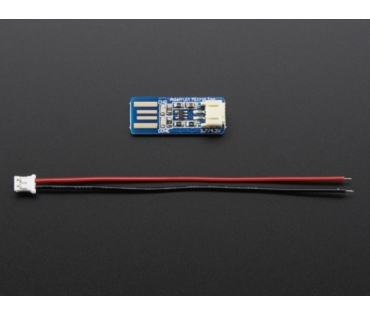 A1304 USB-s Li-Ion/Li-Polimer akku töltő áramkör