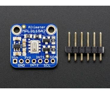 A1893 MPL3115A2 - I2C Barometric Pressure/Altitude/Temp.