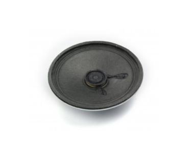Paper speaker 8 ohm dia.6cm P=0.5W C000059