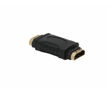 HDMI-HDMI toldó adapter (aljzat-aljzat)