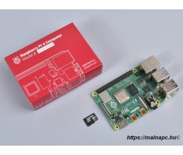 Raspberry Pi 4 model B 4GB & 32GB NOOBS