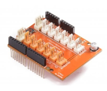 Arduino - TinkerKit Sensor Shield V.2 module T020010