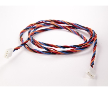 TinkerKit 4 pin Wires 55cm - T020170