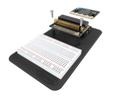 Prototípus építő készlet BBC micro:bit panelekhez