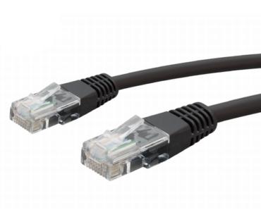 UTP kábel - 0,5m CAT5e