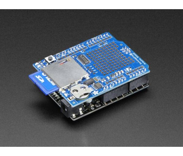 A1141 Assembled Data Logging shield for Arduino