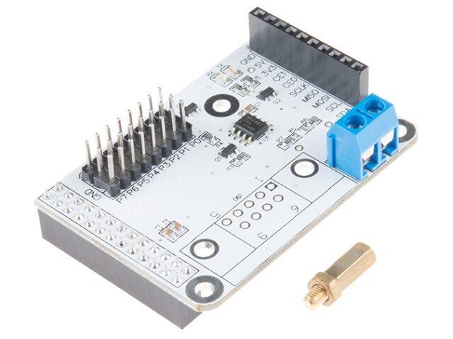 DEV-13706 RS485 Shield V3 - Raspberry Pi