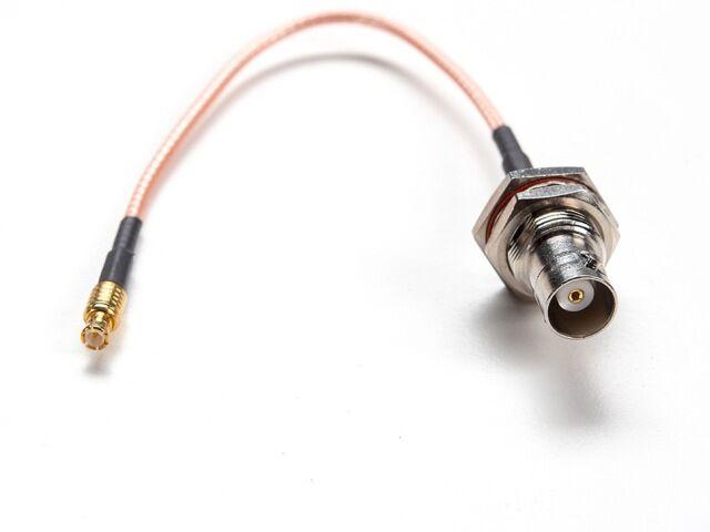 A1531 MCX dugó / BNC RF aljzat átalakító kábel