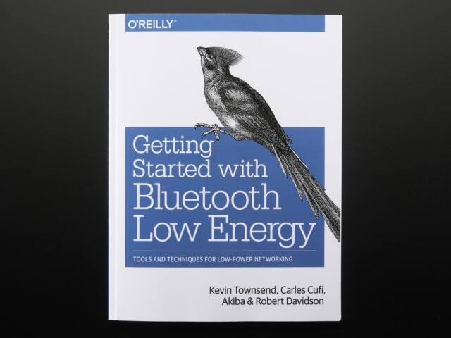 A1978 Getting Started with Bluetooth Low Energy - Könyv