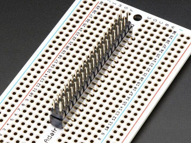 A2270 IDC Breakout Helper - 2x20 (40 pin)