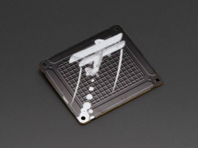 A2325 Pimoroni Skywriter HAT - 3D Gesture Sensor for RPi