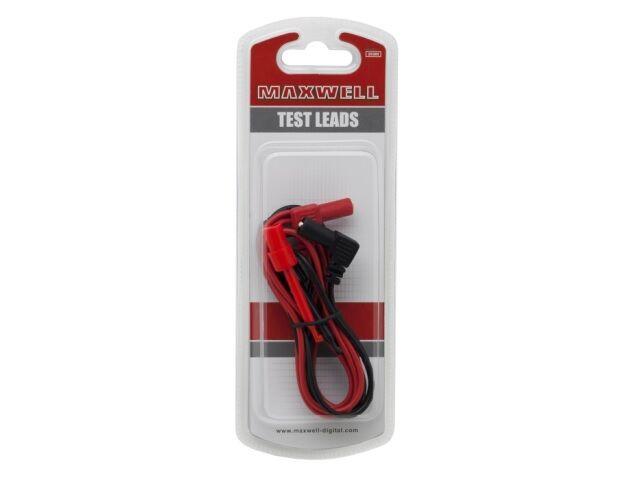 Mérőzsinór MTL 01 fekete/piros 0,8m-1m