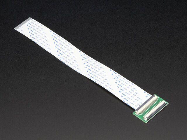 A2571 50pin FPC kábel toldó panel + 200mm kábel