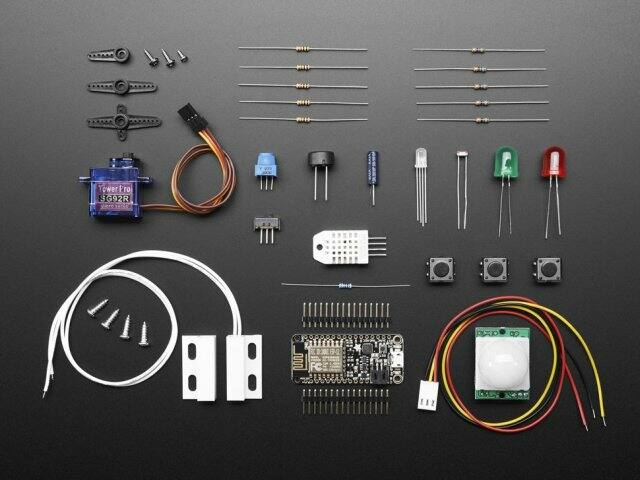 A2680 Huzzah! Adafruit.io Internet of Things Feather ESP8266
