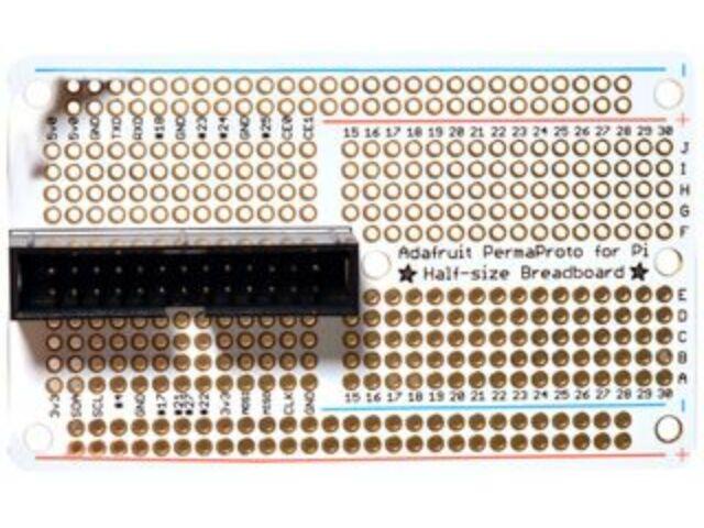 A1148 Raspberry Pi próbapanel KIT