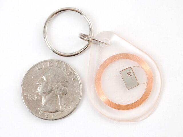 A363 MiFare Classic 1KB 13.56MHz RFID/NFC kulcstartó