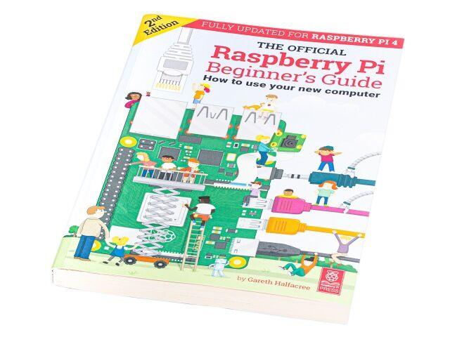 Raspberry Pi Beginner's Guide könyv