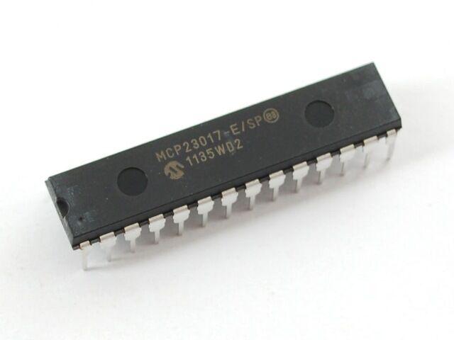 MCP23017 - I2C 16 Input/Output Port Expander A732