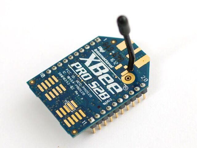 A967 XBee Pro Module - ZB Series 2 - 63mW XBP24BZ7WIT-004